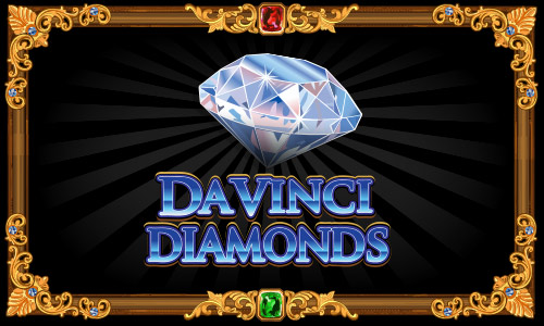 Da Vinci Diamonds Slots Review Free Play Online